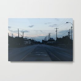AIMLESS AMIST THESE GHOST Metal Print