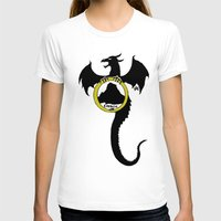 smaug T-shirts featuring Smaug by Selis Starlight