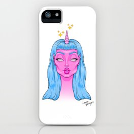 Danika iPhone Case