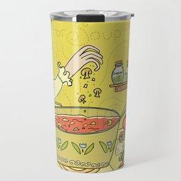 Time For Soup Travel Mug