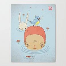 COME BACK HOME Canvas Print