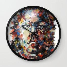 Reinsertion Wall Clock