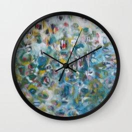 Mystic Journey Wall Clock