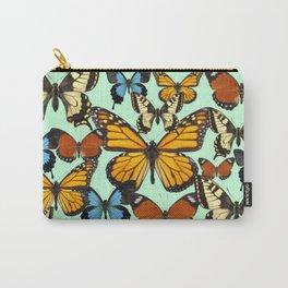 Mariposas- Butterflies Carry-All Pouch