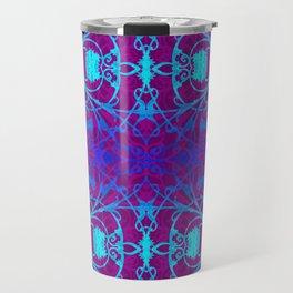 Ironwork Abstract Travel Mug