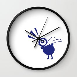 Super chick Wall Clock