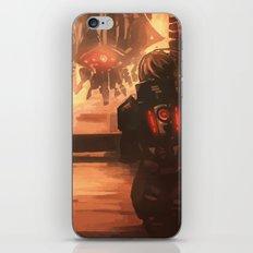 Reaper Scout iPhone & iPod Skin