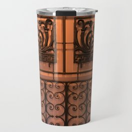 Wrought Iron Travel Mug