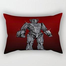 Cyberman... Rectangular Pillow