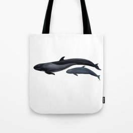 False killer whale Tote Bag