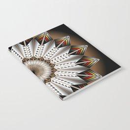 Feather Design Notebook