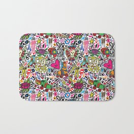 Derby Girl Bath Mat
