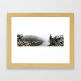 Nymph Lake Framed Art Print