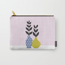 Floral Vase No.1 Carry-All Pouch