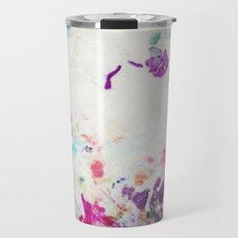 Bohemian print Travel Mug