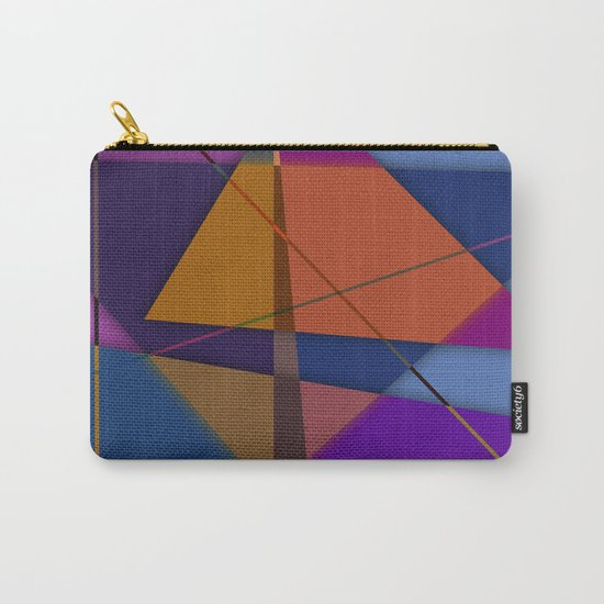 Abstract #435 Carry-All Pouch