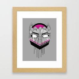 Through Your Eyes Framed Art Print