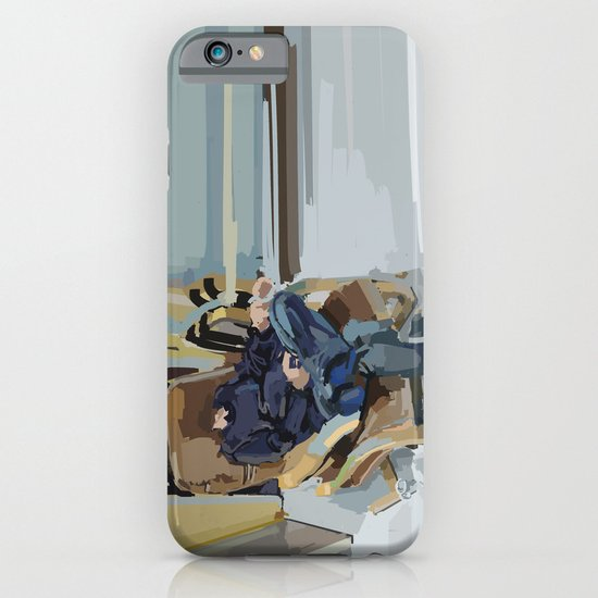 some kind of time dimension iPhone & iPod Case