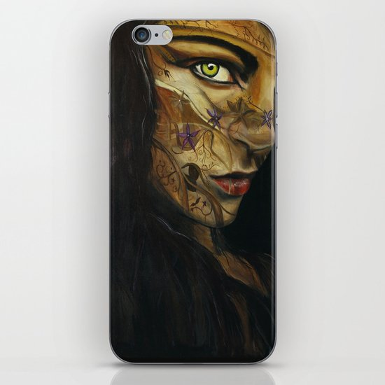 Nari  iPhone & iPod Skin