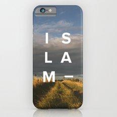 Islam- Poster iPhone 6s Slim Case