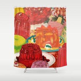 Wiggle Shower Curtain