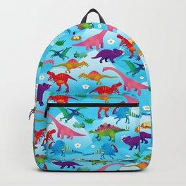 Joyful Dinosaur World - BBG Backpack
