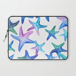 Watercolor Starfish Laptop Sleeve