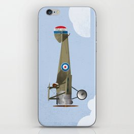 Aces High iPhone Skin