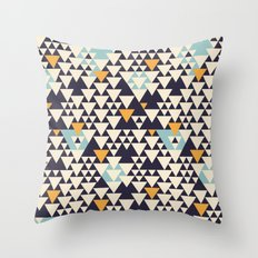 Pattern # 2 Throw Pillow