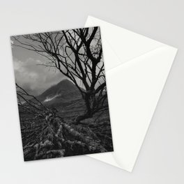 The web of winter Stationery Cards