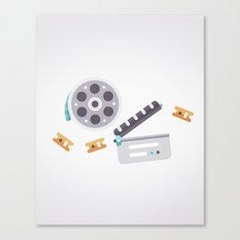 FILM - ORIGINAL Canvas Print