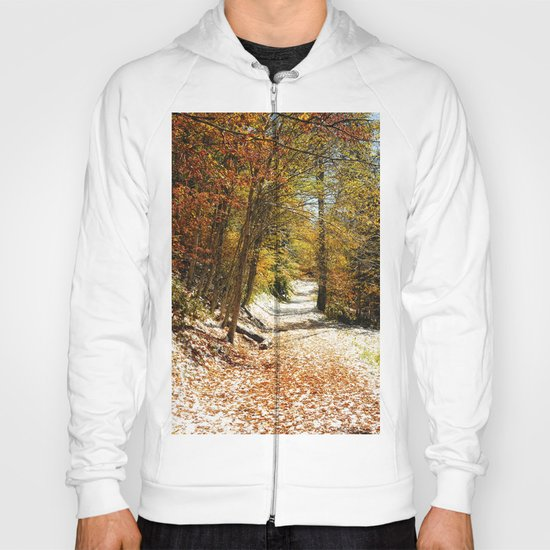 The First Snow Hoody