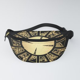 Lament Configuration Opened - Natural Fanny Pack