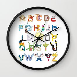 Pokebet Wall Clock