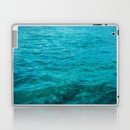 beautiful darken water with light leaks Laptop & iPad Skin