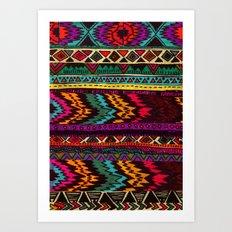 HAMACA Art Print