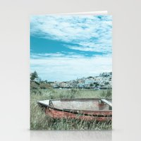 portugal Stationery Cards featuring Portugal by Sandy Broenimann