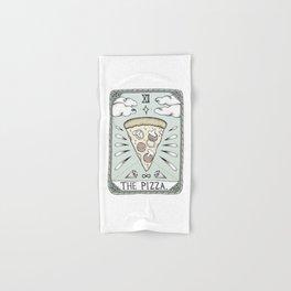 The Pizza Hand & Bath Towel