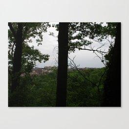 Inwood Hill Park, New York 4 Canvas Print