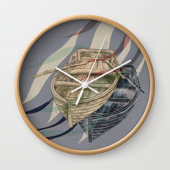 Undercurrents  Wall Clock