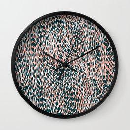 "TIGUE ""PEAKS"" album art Wall Clock"