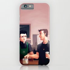 This Old Coffee Shop Slim Case iPhone 6s