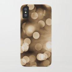 tiny bubbles  Slim Case iPhone X