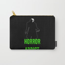 Horror Addict Carry-All Pouch