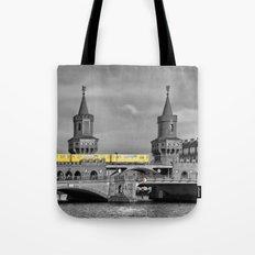 Berlin Oberbaumbruecke Tote Bag