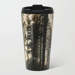 Woodland Sunrise Travel Mug