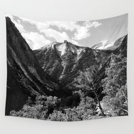 Paradise Valley, Kings River Canyon Wall Tapestry