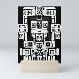 Ik Rythmic Wind Mini Art Print