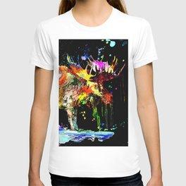 Moose Grunge T-shirt