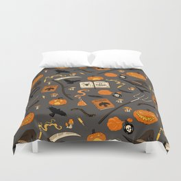 Scarecrow pattern Duvet Cover
